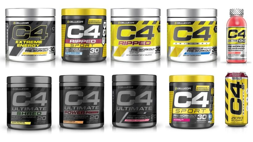 Is Cellucor C4 Pre-Workout Safe