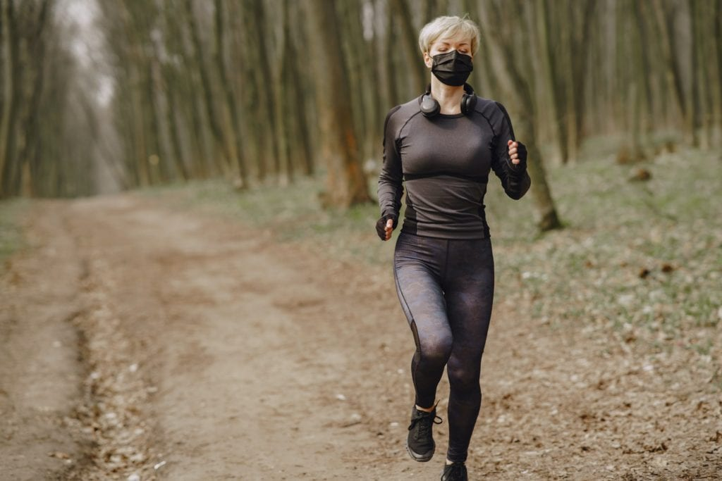 anti pollution mask running cycling